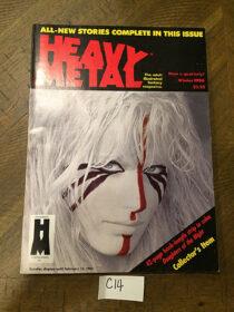 Heavy Metal Magazine (Winter 1986) [C14]