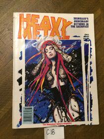 Heavy Metal Magazine (Fall 1987) [C18]