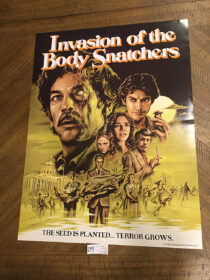 Invasion of the Body Snatchers Shout Factory 18×24 inch Blu-ray Poster [D71]