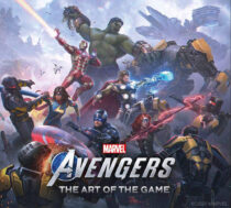 Marvel's Avengers The Art of the Game Hardcover Edition