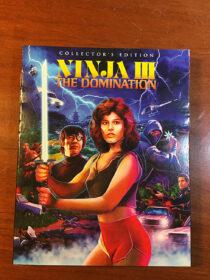 Ninja III The Domination Collector's Edition Blu-ray + Slipcover
