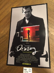 Oldboy (2013) Comic-Con Exclusive 11×17 inch Movie Poster [D86]