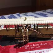 Hallmark Keepsake Ornament Collector's Series – The Flight at Kitty Hawk (1997) Sky's the Limit Series No. 1