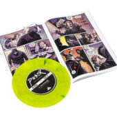 Poser Comic Book Issue 3 + Vinyl Soundtrack LP by Joel Grind of Toxic Holocaust