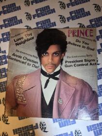 Prince Controversy Original Vinyl Edition (1981)