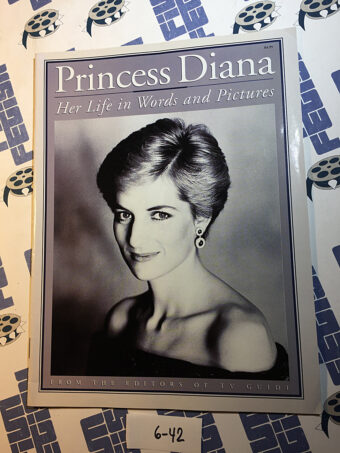 Princess Diana: Her Life in Words and Pictures Special Edition Magazine – From the Editors of TV Giude (1997) [642]