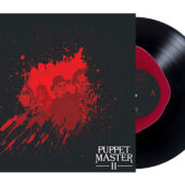 Puppet Master I and II Original Soundtrack Bundle 2-Disc Vinyl Limited Slipcase Edition