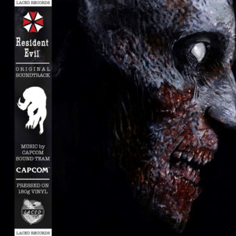 Resident Evil Original Soundtrack 2-Disc Limited Vinyl Edition
