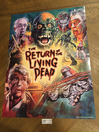 The Return of the Living Dead Shout Factory 18 x 24 inch Collector Poster – Version A [D75]