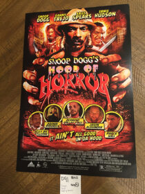 Snoop Dogg's Hood of Horrors 12×18 inch Movie Poster (2006) [D91]