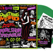 Something Weird Presents Spook Show Spectacular A-Go-Go Green Vinyl Edition + DVD + Collectible Zine