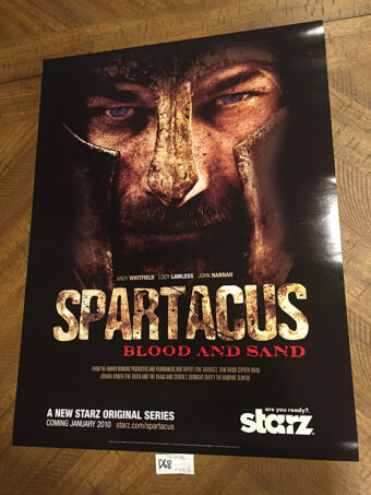 Spartacus: Blood and Sand 18×24 inch Original Promotional Poster (2010) [D68]
