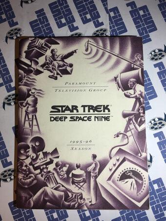 Star Trek: Deep Space Nine Season 4 Press Kit (1995-96)