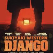 Takashi Miike's Sukiyaki Western Django Featuring Quentin Tarantino Collector's Edition Blu-ray with Slipcover (2020)