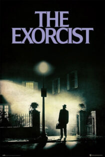 William Friedkin's The Exorcist 24 x 36 inch One Sheet Movie Poster