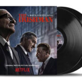 The Irishman Original Motion Picture Soundtrack 2-Disc Vinyl Edition (2019)