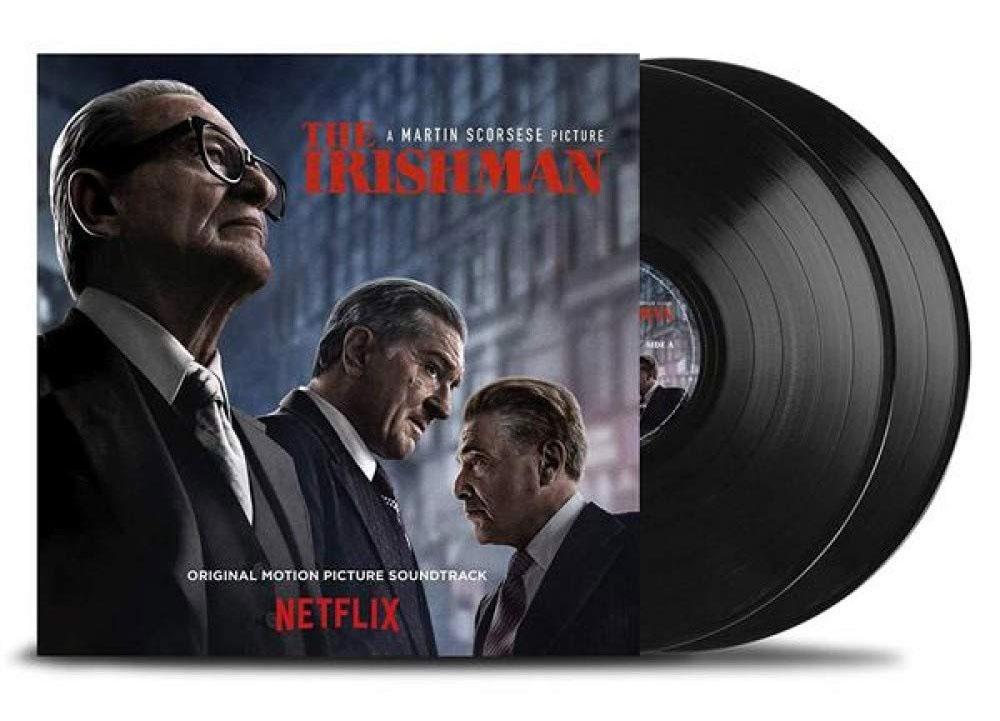 The Irishman Original Motion Picture Soundtrack 2-Disc Vinyl Edition (2019)