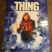 John Carpenter's The Thing Shout Factory 18×24 inch Collector Poster – Version B [D72]
