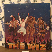 The Wiz Soundtrack Original Vinyl Edition – Diana Ross, Michael Jackson [E37]