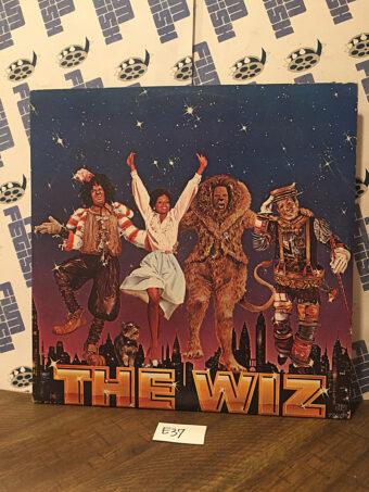 The Wiz Soundtrack Original Vinyl Edition – Diana Ross, Michael Jackson [E37]