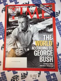 Time Magazine (September 6, 2004) The World According to George Bush [12135]