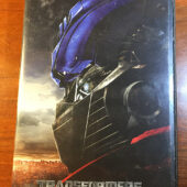 Transformers Movie Original Press Kit (2007)