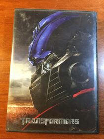 Transformers Movie Original Press Kit (2007)