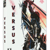 Versus Director-Approved Restoration Deluxe Edition Blu-ray (2020)
