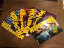 Watchmen Set of 6 Original 11×17 inch Character Movie Posters [D85]