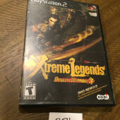Xtreme Legends: Dynasty Warriors 3 PlayStation 2 PS2 DW3 Remix with Manual [B54]