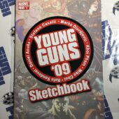 Marvel Young Guns 2009 Sketchbook Promotional Convention Giveaway [9136]