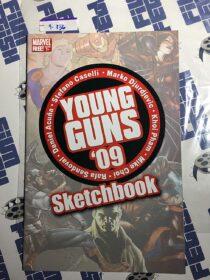 Marvel Young Guns 2009 Sketchbook Promotional Convention Giveaway [9136]