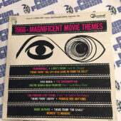 1966 Magnificent Movie Themes Original COMMAND Master 35mm Magnetic Film [C41]