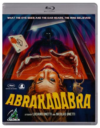 Abrakadabra Special Edition Blu-ray