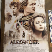 Oliver Stone's Alexander 27×40 inch Original Movie Poster (2004) Colin Farrell [D13]