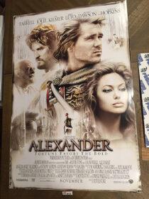 Oliver Stone's Alexander 27×40 inch Original Movie Poster (2004) Colin Farrell [D13]