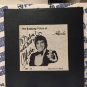 The Exciting Voice of Alfredo Villoldo: Complete Live Show Signed Vinyl Edition [E71]