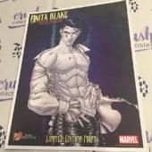 Anita Blake Vampire Hunter Guilty Pleasures 10×13 inch Limited Edition Marvel Comics Print (2006)