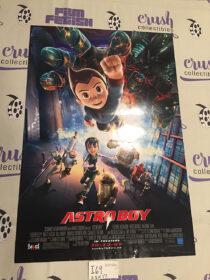 Astro Boy Original 11×17 inch Promotional Movie Poster (2009) [I69]