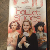 Ballet Shoes DVD (2008) [J81]