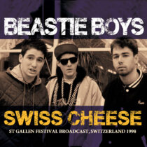 Beastie Boys Swiss Cheese CD Limited Edition (2019)