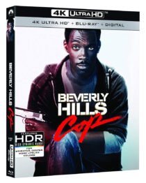 Beverly Hills Cop 4K-UHD + Blu-ray + Digital 2-Disc Special Edition