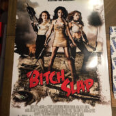 Bitch Slap Original 27×40 inch Movie Poster (2009) [D50]