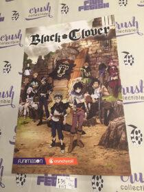 Black Clover Anime TV Series Original 11×17 inch Poster Funimation Crunchyroll [I35]