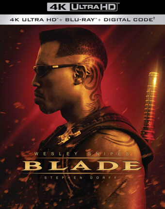 Blade 4K Ultra HD + Blu-ray + Digital Special Edition