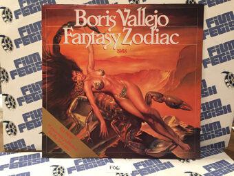 Boris Vallejo Fantasy Zodiac Calendar 1988 [F06]