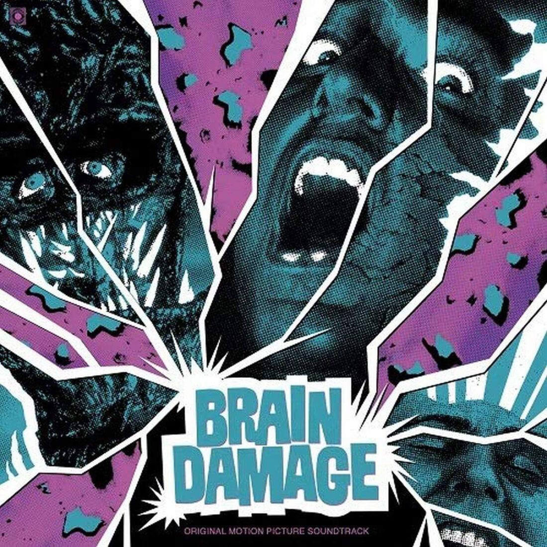 Brain Damage Original Motion Picture Soundtrack Vinyl Special Edition