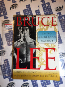 Bruce Lee: The Tao of the Dragon Warrior First St. Martin's Griffin Edition (August 1996) [189141]