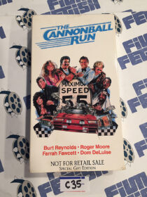 The Cannonball Run RARE VHS Gift Edition (1981) [C35]