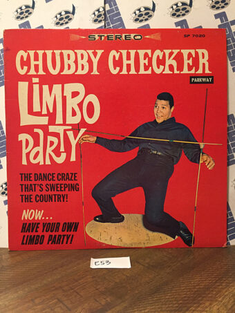 Chubby Checker Limbo Party Original Vinyl Edition SP 7020 (1962) [E53]
